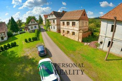 Prodej, Pozemky pro bydlení, 2550m² - Hořovičky - Vrbice, Ev.č.: 00229-1