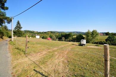 Prodej, Pozemky pro bydlení, 1830m² - Řehenice, okr. Benešov, Ev.č.: 00037