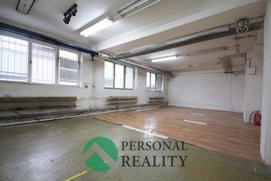 Pronájem komerčních prostor od 50 - 587 m², Praha 4 - Krč, Ev.č.: 00057