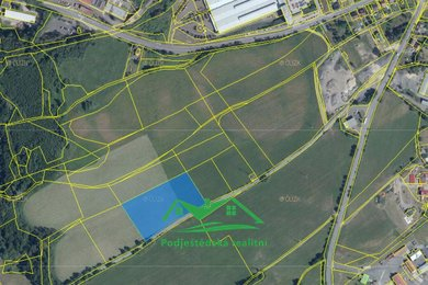 Komerční parcela ve Frýdlantu určena pro výrobu a skladování, Ev.č.: 00027