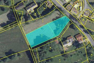 Prodej stavební parcely obci Ludvíkov pod Smrkem, Ev.č.: 00034