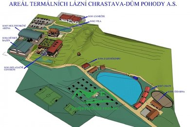 Prodej rozsáhlého lázeňského komplexu - Lázně Chrastava, Ev.č.: 00008