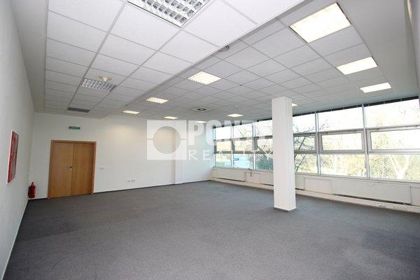 Pronájem open space prostor a kanceláří 170 m2 v administrativní budově Shiran Tower, Praha 6 - Vokovice, ul. Lužná