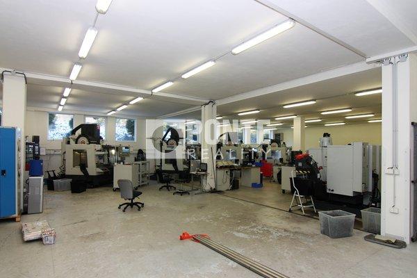 Pronájem výrobních, skladovacích a kancelářských prostor, 1150 m², Statenice