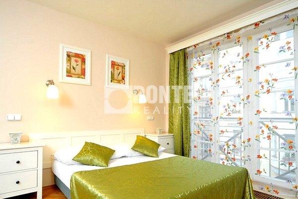 Nabídka prodeje bytu 1+kk, 34 m2,  OV, 3.NP/5NP, cihlový dům, Praha - Žižkov, ulice Orebitská