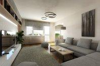 Prodej bytu 4+1/2 x L, 97 m², Praha 5 - Košíře, ul. Nepomucká, DV, 2.NP, panel