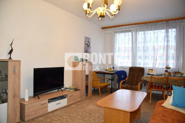 Prodej bytu 2+1, 50 m2, ul. Anglická, Kladno - Kročehlavy, OV, 8.NP, panel