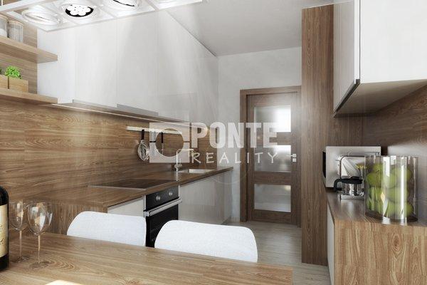 Prodej bytu 3+1/L, 73 m2, Praha 4 - Háje, ul. Matúškova, DV, 5. patro