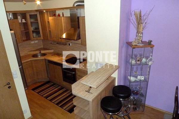 Prodej řadového rodinného domu 3+kk, 89 m2, Horoměřice, okres Praha-západ