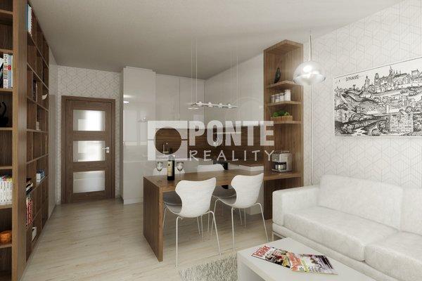 Prodej bytu 4+kk/L, 73 m2, Praha 4 - Háje, ul. Matúškova, DV, 5. patro