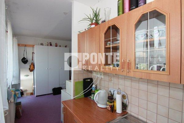 Prodej bytu 1+kk, 27 m², Praha 9 - Prosek