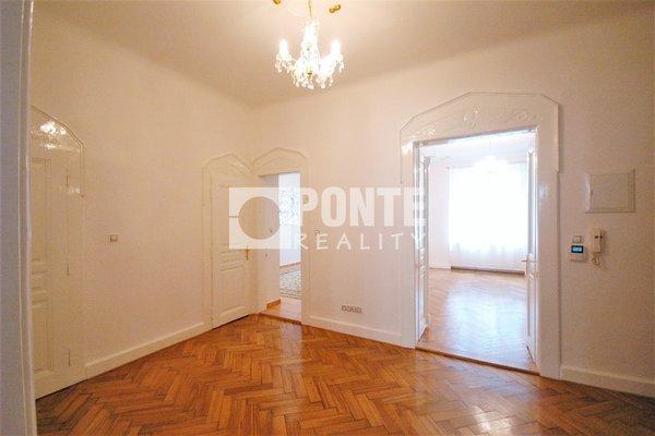 Pronájem kanceláře/bytu 3+1,110 m2, balkon, Praha 1 - Staré Město, ul. Elišky Krásnohorské