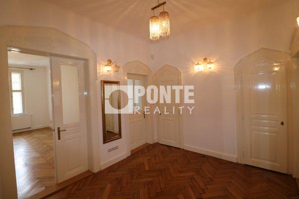 Pronájem bytu 2+1 90 m2, balkon, Praha 1 - Staré Město, ul. Elišky Krásnohorské