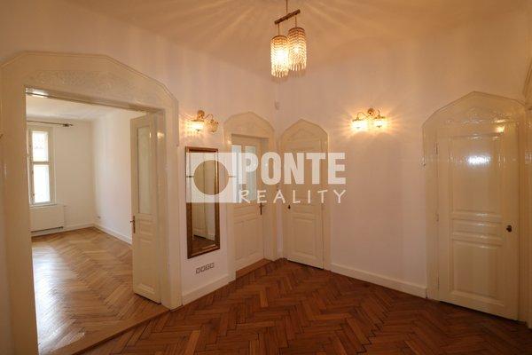 Pronájem kancelářských prostor, 90 m2, balkon, Praha 1 - Staré Město, ul. Elišky Krásnohorské