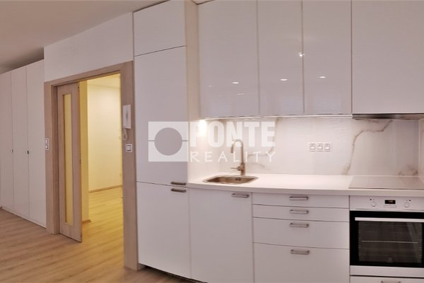 Pronájem bytu 1+kk, 46m², Praha - Chodov