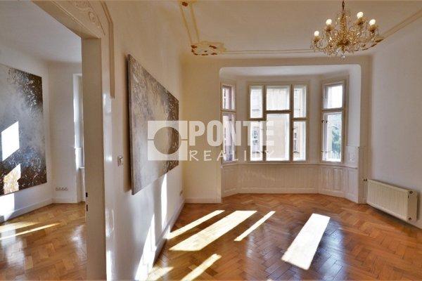 Pronájem bytu 3+1,115 m2, balkon, Praha 1 - Staré Město, ul. Elišky Krásnohorské
