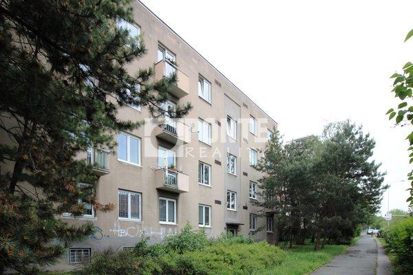Prodej bytu 3+1, 68 m2, Praha 4 - Záběhlice, ulice Severní I, OV, 1.NP, cihla