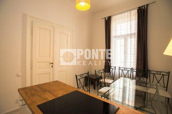 Pronájem bytu 2+1, 56 m², Praha - Vinohrady, ul. Jana Masaryka