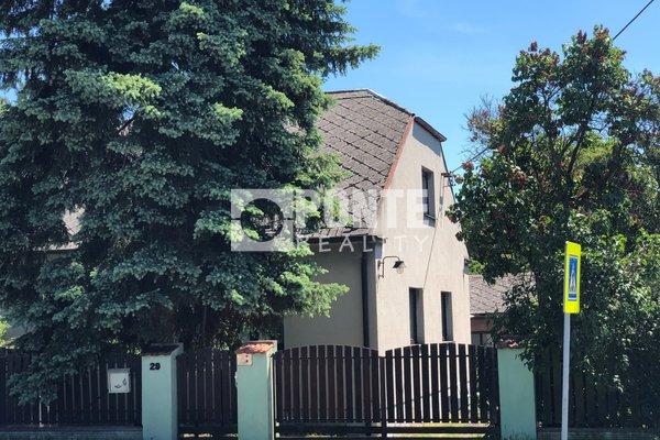 Prodej rodinného domu 110 m2, pozemek 928 m2, Velké Přítočno
