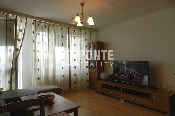 Prodej bytu 3+1/B, 77 m2, ul. Vitošská, Praha - Modřany, OV, 8.NP, panel