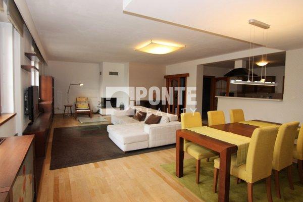 Prodej bytu 4+kk, 178 m², Praha - Nové Město, ul. Ve Smečkách, OV, 3.patro