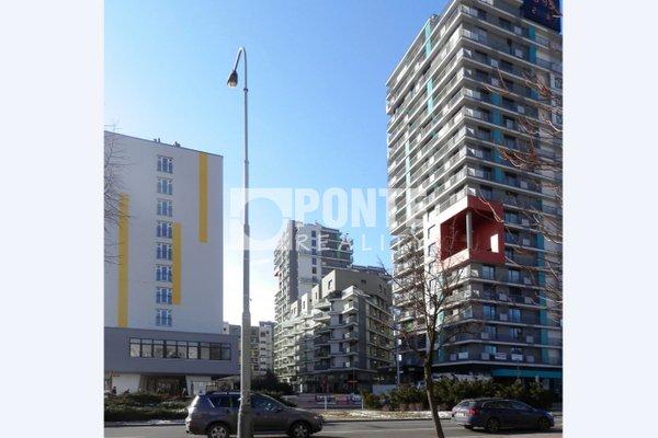 Prodej bytu 2+kk, 67 m² včetně terasy, Praha 10 - Malešice, ul. Počernická, parkovací stání