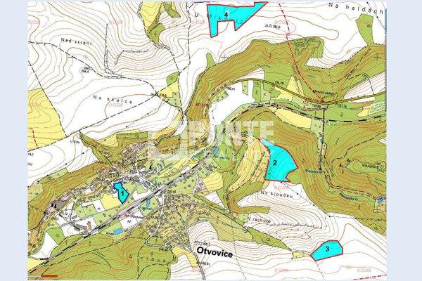 Prodej zemědělské usedlosti 200 m2, pozemek 99.713 m2, obec Otvovice, okres Kladno