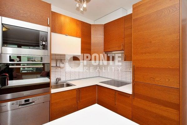 Pronájem bytu 3+kk v novostavbě, 72 m2, terasa 8 m2/G, ul. Nepelova, Praha 9
