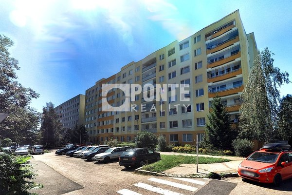 Prodej bytuy 3+1/L, ul. Kurzova, Praha - Stodůlky, OV, 1.NP, panel