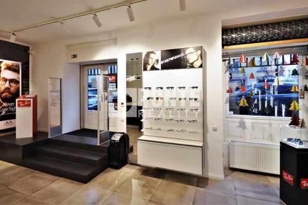 Pronájem luxusních obchodní prostor, 100 m², Praha 1 - Josefov, ul. Elišky Krásnohorské