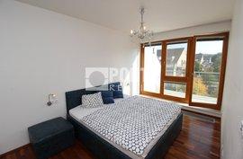 Pronájem bytu 3+kk + pracovna, 99 m², terasa 12 m2, garáž, Praha 9 - Hrdlořezy, ul. Hrdlořezská