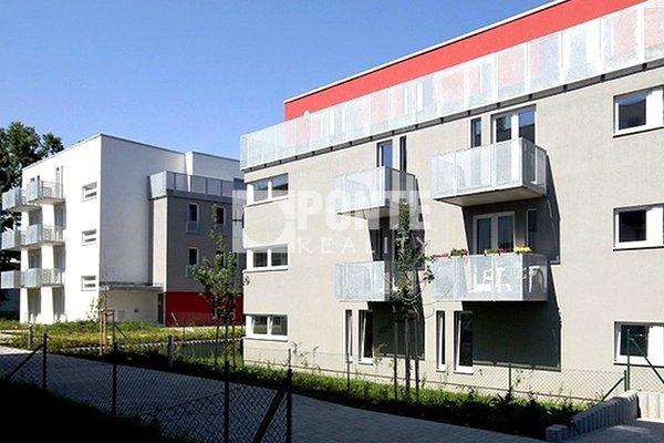Prodej bytu 1+kk s předzahrádkou, 33 m2, ul. Polní, Brandýs nad Labem, 1.NP, cihla