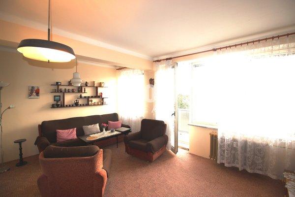Prodej bytu 3+1/L, 85 m2, ul. Čechova, Slaný, okres kladno