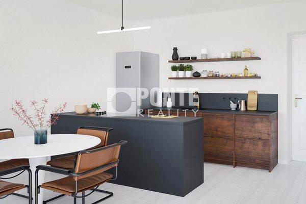 Prodej bytu 2+kk, 64m² , ul. Ruská, Praha - Vršovice, OV, 5.NP, cihla