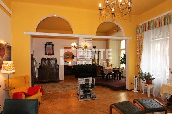 Pronájem bytu 4+1, 160 m², ul. Bělehradská, Praha - Vinohrady