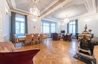 Pronájem bytu 6+1, sauna, balkony, 230 m², ul. Zborovská, Praha - Malá Strana