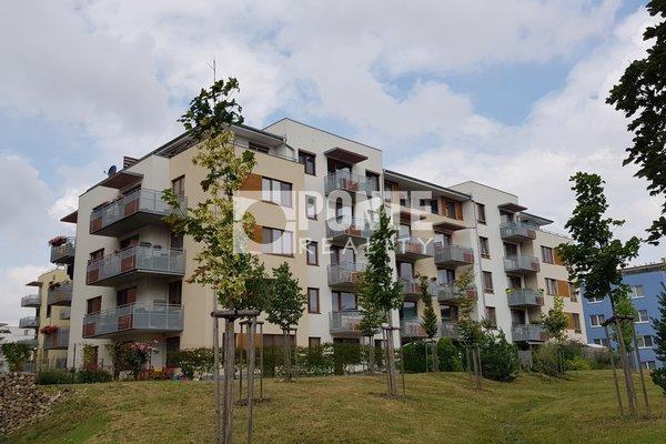 Nabídka prodeje bytu 2+kk/B, ul.Theinova, Praha - Čakovice, OV, 2.NP, novostavba