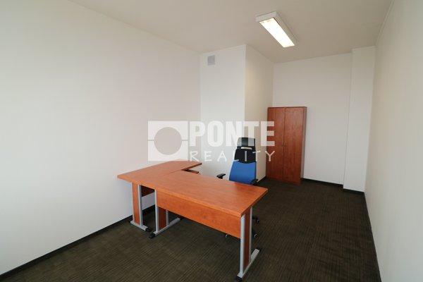 Pronájem kanceláří v open space v administrativní budově Shiran Tower, 37 m2, Praha 6 - Vokovice, ul. Lužná