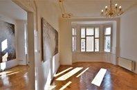 Pronájem bytu 3+1, 115 m2, balkon, Praha 1 - Staré Město, ul. Elišky Krásnohorské