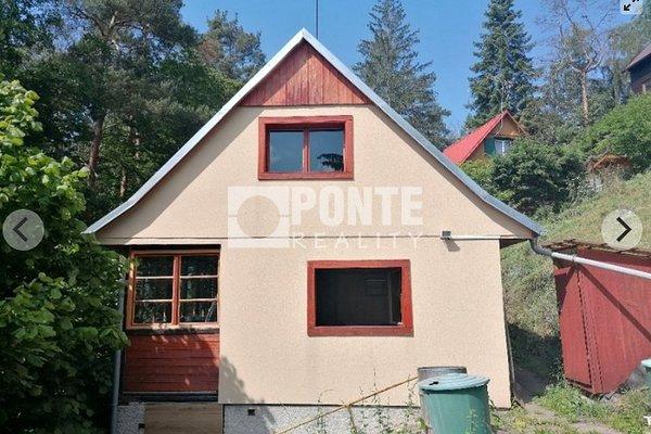 Nabídka prodeje chaty, 2+1, 47 m2, Zbečno - Újezd nad Zbečnem, okres Rakovník