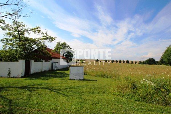 Nabídka prodeje pozemku 1053 m2, Černošice, okres Praha-západ