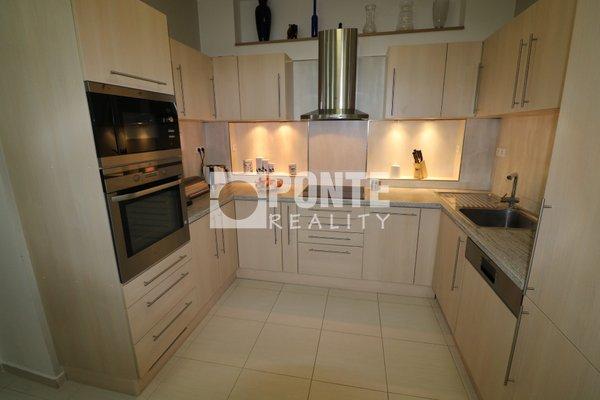 Prodej bytu 4+1, 107 m², 2x balkon, Praha 10 - Vršovice, ul. Madridská, OV, 4.NP, cihla
