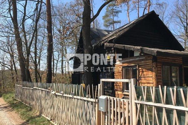 Prodej chaty, pozemek 4 125 m2, ul. Na Lesích, Vráž, okres Beroun