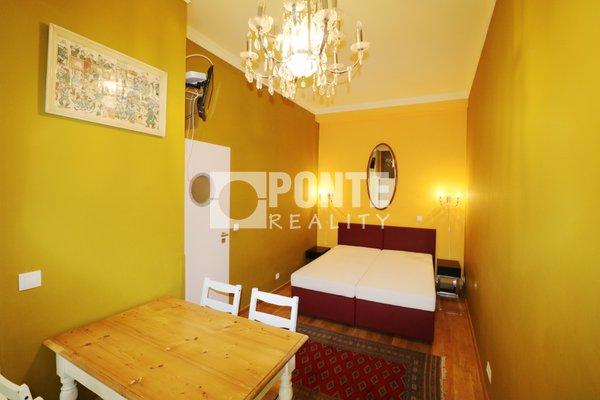 Pronájem bytu 2+1, 45 m², Praha 5 - Smíchov, ul. Na bělidle