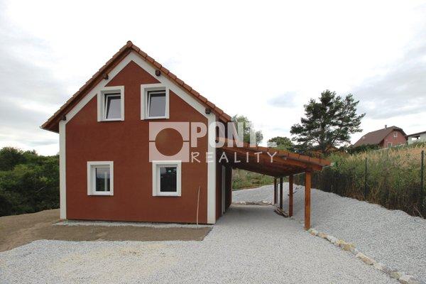 Prodej chaty 3+kk, pozemek 830 m2, Kamýk nad Vltavou, okres Příbram