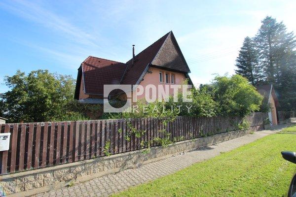 Prodej rodinného domu 5 + kk, pozemek 1030 m2, Kostelec nad Černými lesy, okres Praha-východ