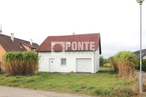 Nabídka prodeje rodinného domu 4+kk/G, pozemek 1374 m2, obec Rapšach, okres Jindřichův Hradec