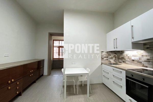 Pronájem bytu 3+1, 85 m², Praha 3 - Žižkov, ul. Přibyslavská