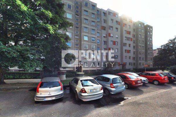 Nabídka pronájmu bytu 3+1, 77m², Praha 4 - Modřany, Daškova ulice