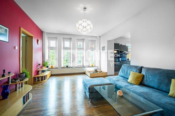 Prodej bytu 5+1,136 m², Praha 4 - Braník, ul. Pikovická, 2 parkovací stání, podíl na nebytových prostorách, OV, 3.NP, cihla